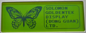 SGD-LCM-GY1906A411-LCD SCREEN