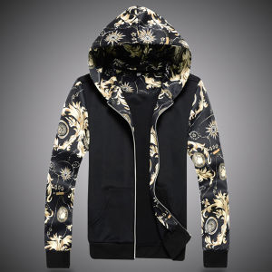 Sublimation All Over Print No MOQ Sports Men Hoodies pictures & photos