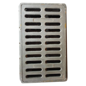 En124 A15 400X600mm Composite Sewage Grating
