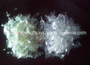 Colorful Pet Flakes/Scarp Pet Recycled Pet for Making Bottles pictures & photos