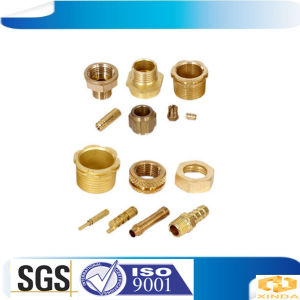 Chinese Factory Brass CNC Precision Machining Parts