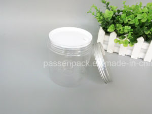 Pet Plastic Jar for Cosmetic Hand Cream (PPC-PPJ-31) pictures & photos