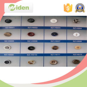 Factory Direct Wholesale Regular Design Resin Button pictures & photos