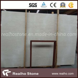 Polished Indonesia Beige Marble for Floor, Wall, Paving and Countertop