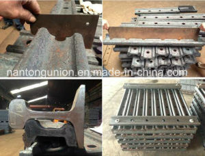 Railway Parts Arema Joint Bar Fishplate 132dre