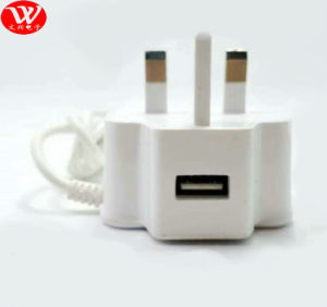 S4/N7100 Travel Charger with Cable UK Pin