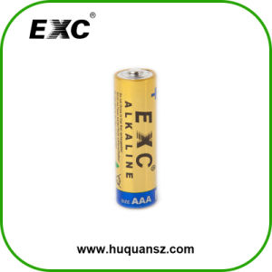 Good Price Dry Battery 1.5V AAA Alkaline Battery Lr03 pictures & photos
