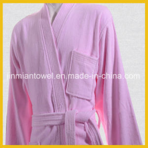 China Factory Wholesale Luxury 100%Cotton Terry Cloth Hotel Bathrobe ... cded18478