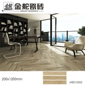 Porcelain Floor Wooden Color Tile