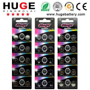 1.55V Watch Battery Sr516sw Silver Oxide Battery (317/321/373) pictures & photos