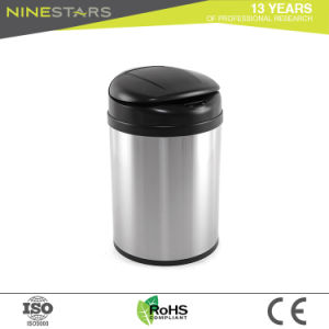 Whole Recycle Stainless Steel Kitchen Bin