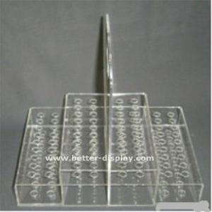Clear Plastic Acrylic Pen Display Case pictures & photos