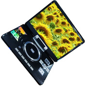 14.1inch, Portable TV/DVD Player, Games Function TV18A