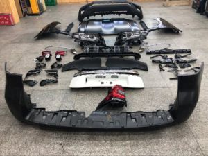 Car Body Kits >> Car Body Parts Body Kits Toyota Prado 2018 2019 Old Model Update To New Face