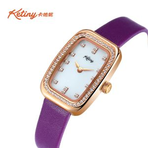 Ketiny Most Popular Ladies Watches Classic Oval Case Watches