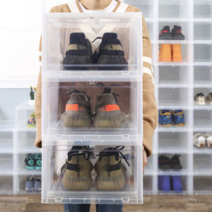 China Drop Front Shoe Box Manufacturers Suppliers Made In