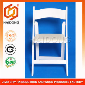 Plastic Resin Silla Avantgarde Folding Wedding Chair pictures & photos
