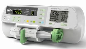 Sp-50c6t Hot Selling Medical Price of Syringe Pump with CE pictures & photos
