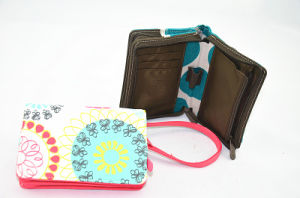 Lady Fashion Canvas Wallet/Purse/Bag (JYW-24023) pictures & photos