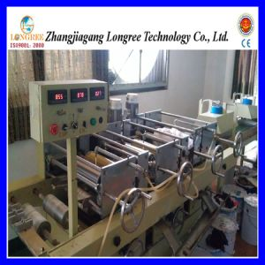 PVC Edge Banding Wood Grain Extruder/High Glossy PVC Edge Banding Production Line/Printing Line pictures & photos