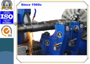 Professional Customized CNC Lathe Machine for Grinding Turning Marine Shaft pictures & photos