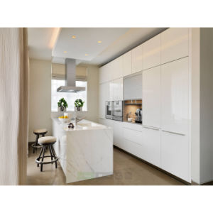 China High Gloss White Modern Kitchen Furniture Das Design Der ...