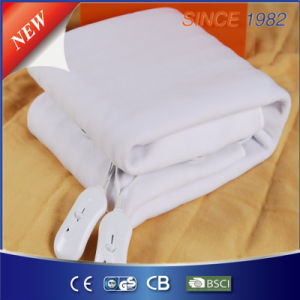 Double Controller and Polyester Electric Heating Blanket pictures & photos