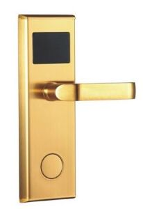 RF Card Hotel Lock (JS-8011-1)