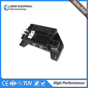 auto electrical wire harness assembly car fuse box