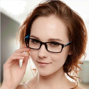 Shenzhen Factory of Raw Materials From Italy Myopia Female Super Lightweight Fashion Spectacle Frames