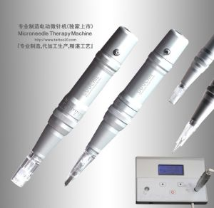 Skin-Restore Micro Needle Therapy Beauty Machine (ZX-1110) pictures & photos