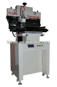 SMT Semi-Automatic Solder Paste Stencil Printer / SMT PCB Screen Pritner T1200d pictures & photos