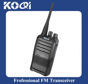 Kq-310 UHF 400-520MHz Professional Handheld Two Ways Communication pictures & photos