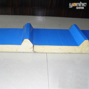 Corrugated 50mm PU Sandwich Panel
