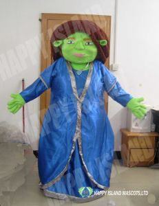 Hi En71 Fiona Character Costume for Adult