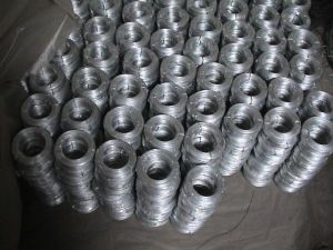 Hot Selling Galvanized Surface Treatment Iron Wire Factory pictures & photos