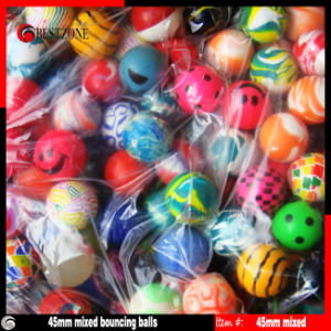 45mm Vending Machine Bouncing Balls pictures & photos