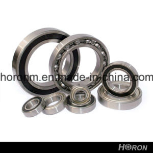 Precision Miniature Deep Groove Ball Bearing (6206ZZ)