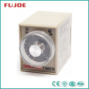 High Accuracy 2no/Nc Time Relay Ah3-3 Time Delay Relay