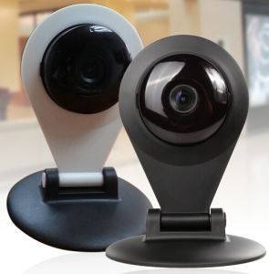 Network IP Camera with Two-Way Voice Infrared Night Vision WiFi Interface