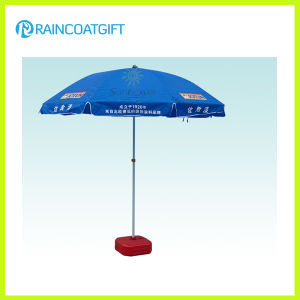 Polyester PVC Outdoor Beach Umbrella for Promotion pictures & photos