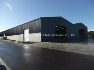 Easy to Install Movable Steel Structure Workshop Construction SL-0085 pictures & photos