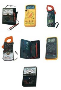 Good Quality Multimeter and Clamp Meter pictures & photos