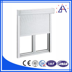 Hot Selling 6063-T5 Aluminium Shutters Profile pictures & photos