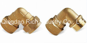 Brass Elbow/Brass Forging Part pictures & photos