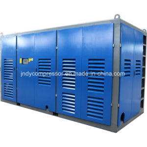 Electric Direct Driven Stationary Air Screw Compressor