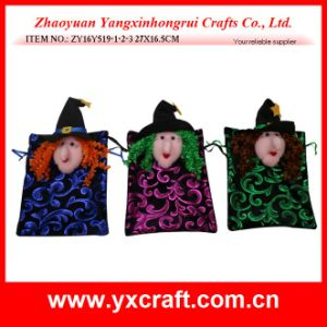 Halloween Decoration (ZY16Y514 34CM) Halloween Gift Idea Good Witch Hat Decoration pictures & photos