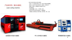 4000W Fiber Laser Cutting Machine pictures & photos