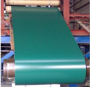 Deep Green PPGI Coil for Corrugated Roofing Sheet pictures & photos