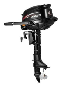 Boat 2 Stroke 4HP Forward Control Outboard Engine with Lowest Price